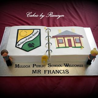 Welcome Mr Francis