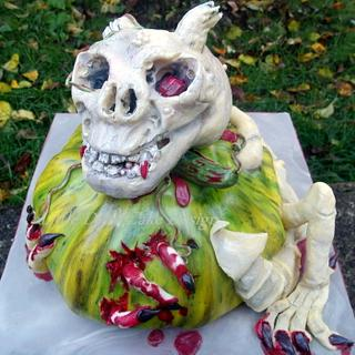 Demon Skeleton