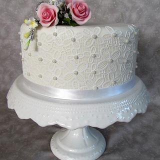 Cake LAce Victoriana