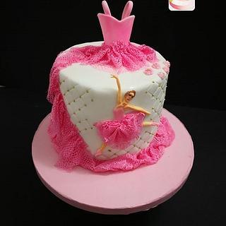 DanCe cake - Cake by Ruth - Gatoandcake