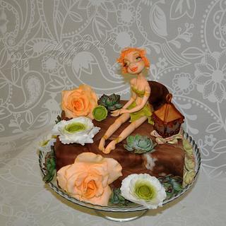 Fairy Cake - Cake by La Raffinata
