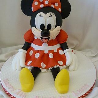 Minnie Mouse 3D