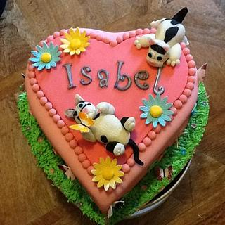 Love Cats cake - Cake by salco