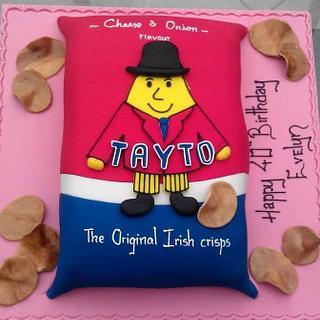Bag of Irish Crisps