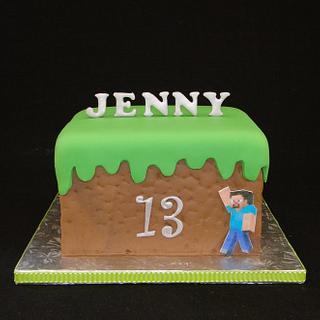 Mine Craft Birthday