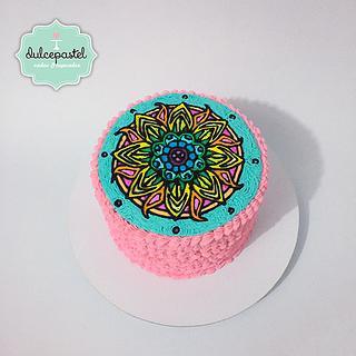 Torta Mandala