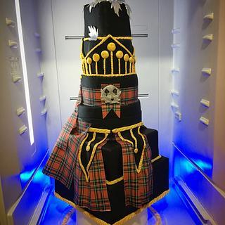 Weddingcake - Cake by Begum Rogers