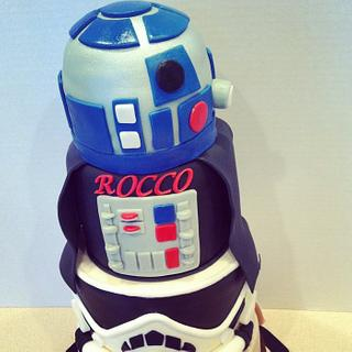 Roc Star - Cake by res3boys
