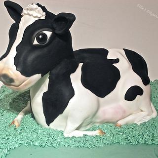Daisy the cow :)