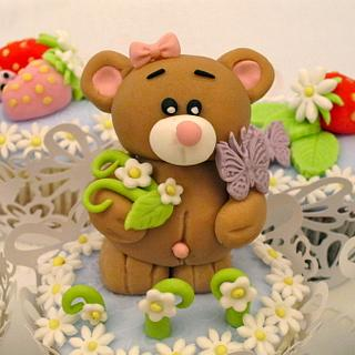 Teddies, toadstools and strawberry cupcakes
