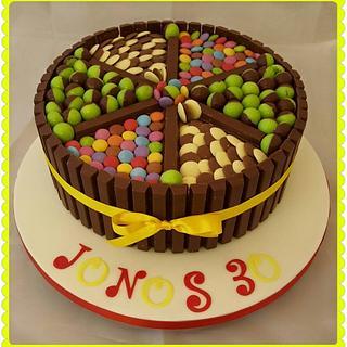 Sweety Heaven - Cake by Kate