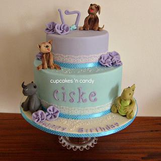 Ciska's Birthday Cake
