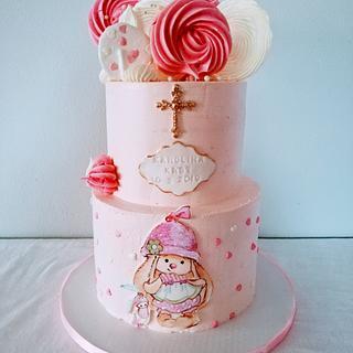 Lollipops pink