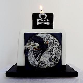 Libra Yin & Yang