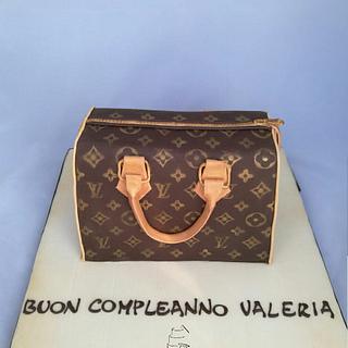 Louis Vuitton - Cake by Mariana Frascella