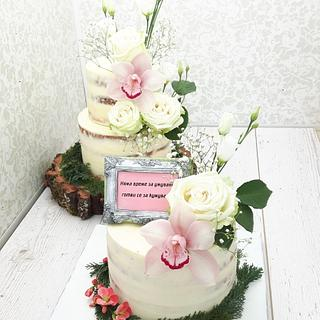 Engagement cakes - Cake by Nebibe Nelly