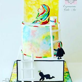 Sugar Art for Autism- Paint me a Rainbow