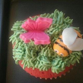 Summer days cupcakes