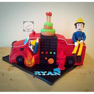 Fireman Sam!