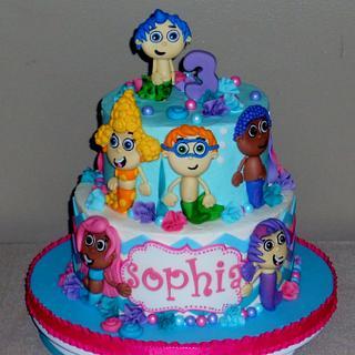 Sophia's BubbleGuppies