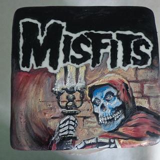 Misfits cake