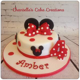 Minnie Mouse Double Trouble