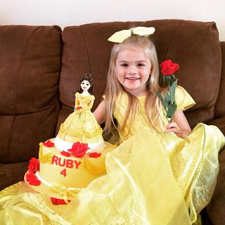 Ruby  - Cake by Penny Sue