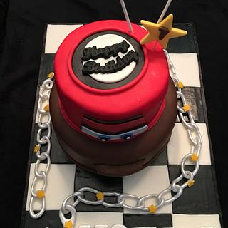 Disney's Cars Cake