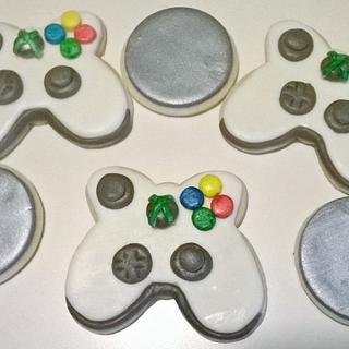 xbox controller cookies!!