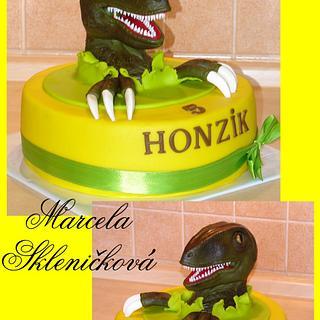 rapthor cake - Cake by MarcelkaS