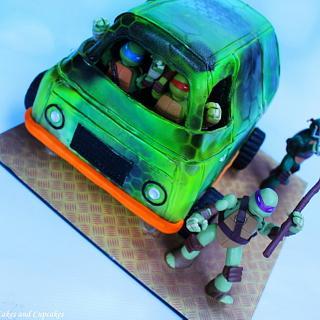 TMNT Assault Van