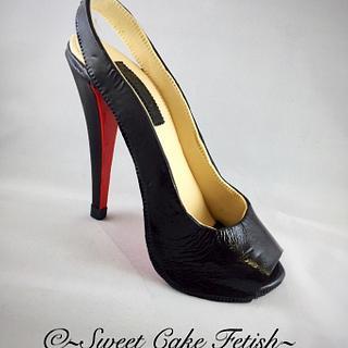 Heidi-My latest Shoe