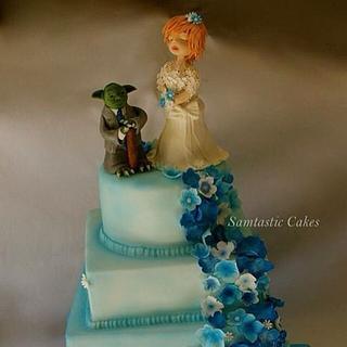 The Bride & Yoda