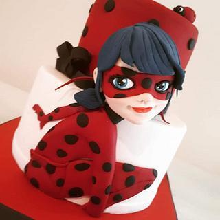 Lady Bug - Cake by Orietta Basso