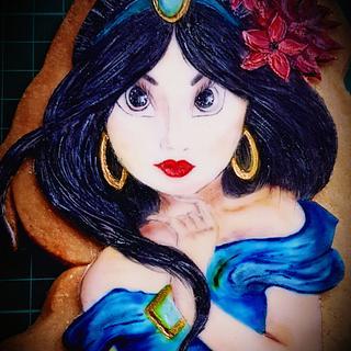 Jasmine cookie