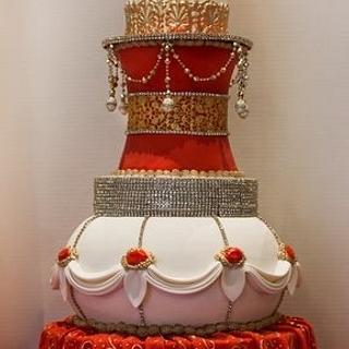 Indian Wedding Cake - Cake by Amita Singh