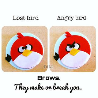 Angry Birds - Brows