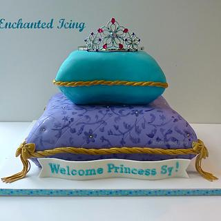 Princess Baby shower