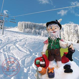 Santa's Passport Collaboration  - SLOVENIA