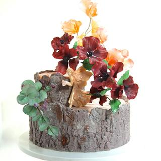 Fairy Cake - Cake by Cookie Hound!