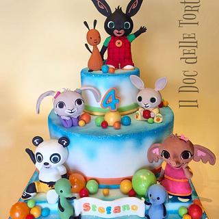 Bing cake - Cake by Davide Minetti
