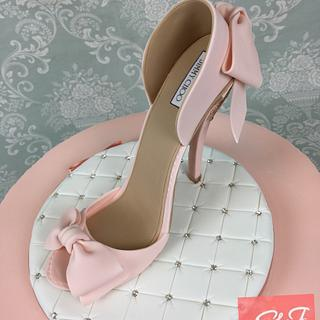 Jimmy Choo Shoe Caks