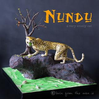 Nundu - Fantastic Beasts