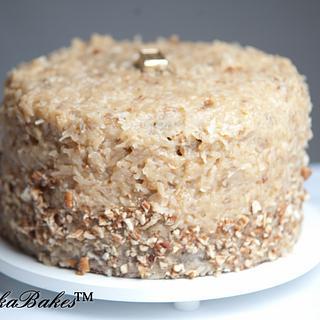 German Chocolate Cake - Cake by Shanita