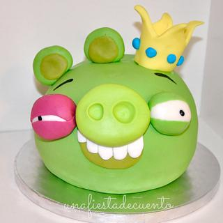 King Pig (Angry Birds)