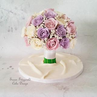 Bridal Bouquet (Around the World in Sugar Wedding Tradition Collaboration)
