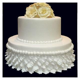 Mi primera torta!!!