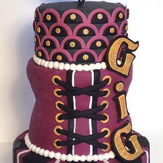 Gigi  - Cake by BumbleBake