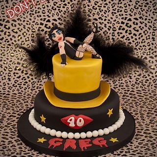 Rocky Horror Cake