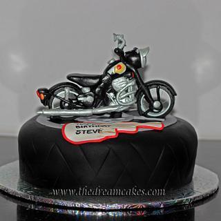Biker's Birthday - Royal Enfield